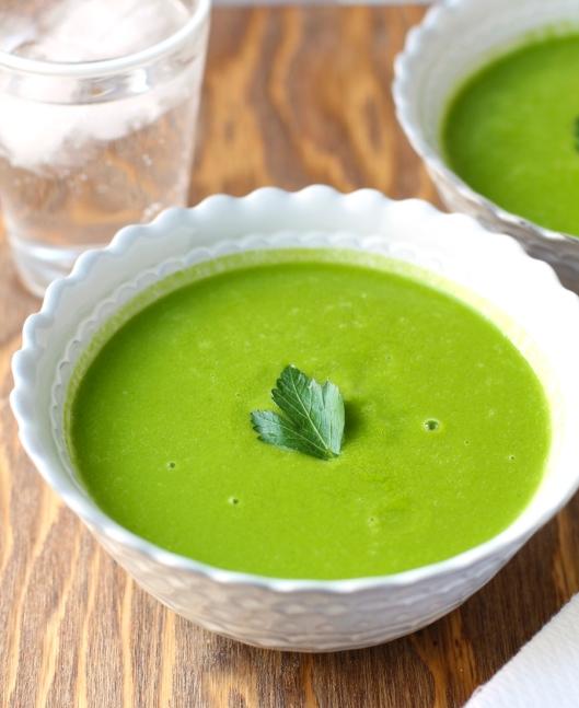 asparagus soup, asparagus, soup